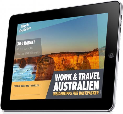 Work and Travel Australien Ebook | Work and Travel Guide